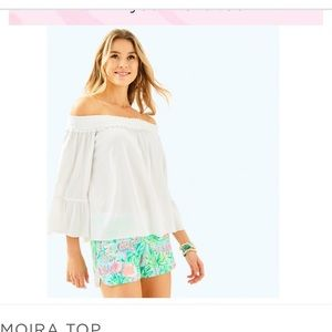 NWT Lilly Pulitzer Moira Top